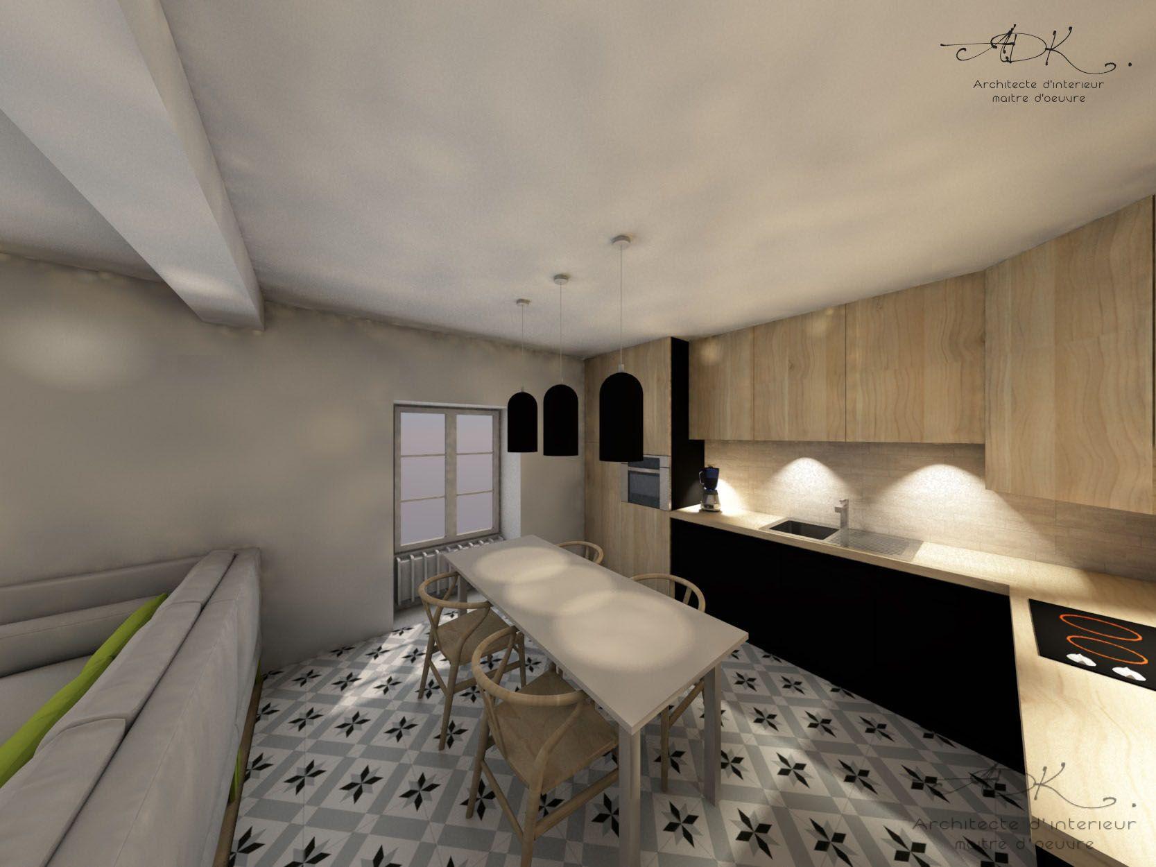 Des Projets 3d Adk Architecture